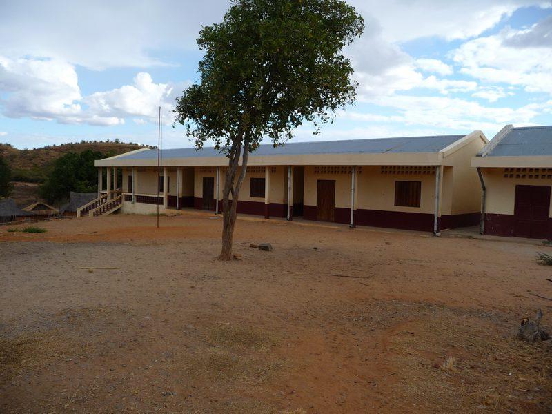 Fihavanana Breizh'Mada - le groupe scolaire de mananjary