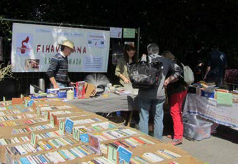 Fihavanana Breizh'Mada - vente de livres
