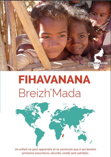 Fihavanana Breizh'Mada - plaquette
