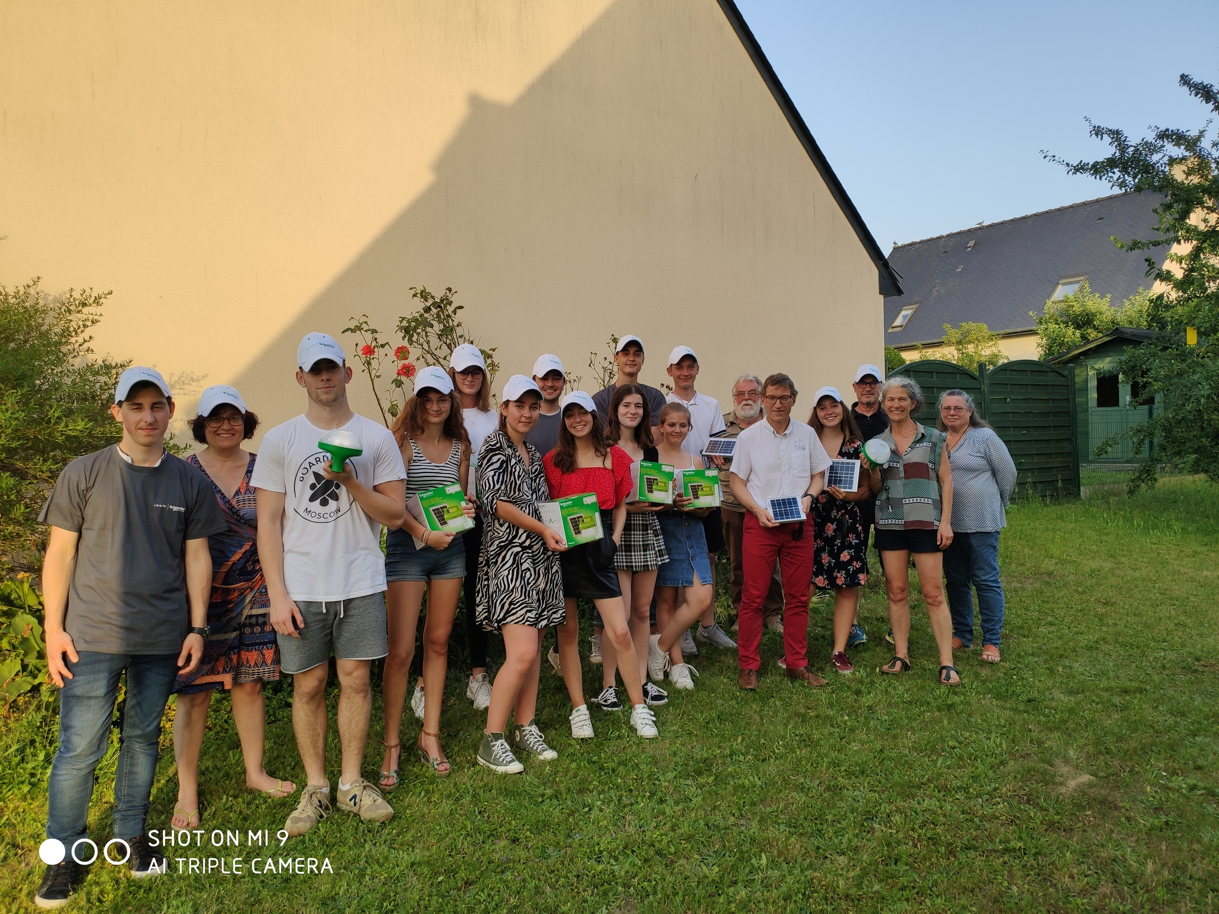 Fihavanana Breizh'Mada - voyage solidaire à madagascar pour 12 jeunes lycéens rennais