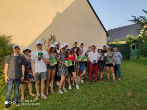 Départ des jeunes pour Madagascar @ Vern-sur-Seiche | Bretagne | France